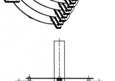 rotor mlina cekicara